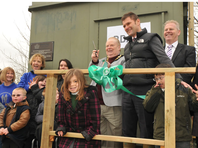 Learning Centre Opening